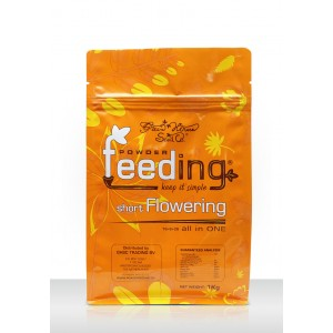 Short Flowering 1kg tasche